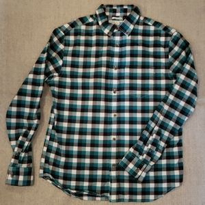 Old Navy Slim Fit Striped Button Down